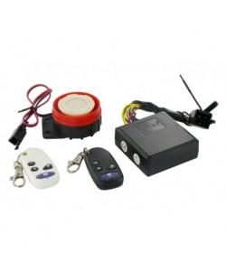Boitier d'alarme + arrêt à distance quad