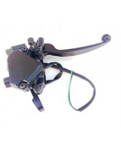 Poignée de frein avant + gachette pour tous types de quad
