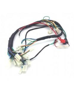 Faisceau électrique quad enfant HUMMER automatique avec clignotant
