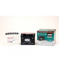 Batterie 4Ah 12V acide pour pocket bike avec démarrage electrique