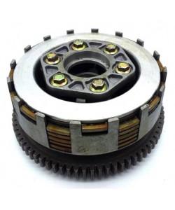 Embrayage 6 disques pour moteur 200 cc