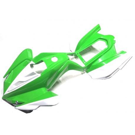 car nage pocket vert blanc quad python ou carbon elite mini. Black Bedroom Furniture Sets. Home Design Ideas