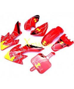 Kit déco + Kit plastique RED BULL CRF-50