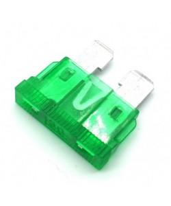 Fusible plat 30A vert Quad 36v 500W / 800W / 1000W