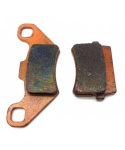 Plaquettes de frein Haute résistance RACING Type 7
