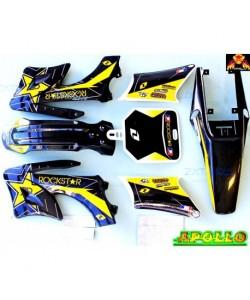 Kit déco + Kit plastique ROCKSTAR TTR90/orion AGB 27 / Sohoo/99