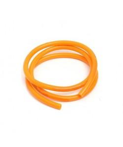 Durite d'essence Orange 1 Mètre