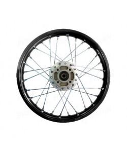 """Jante 17"""" avant moyeu gris Dirt bike / Pit bike"""