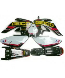 Kit déco + Kit plastique GEICO CRF-70