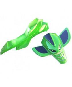 Carénage pocket quad raptor vert face verte